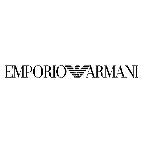 Logo in voller Breite von Emporio Armani