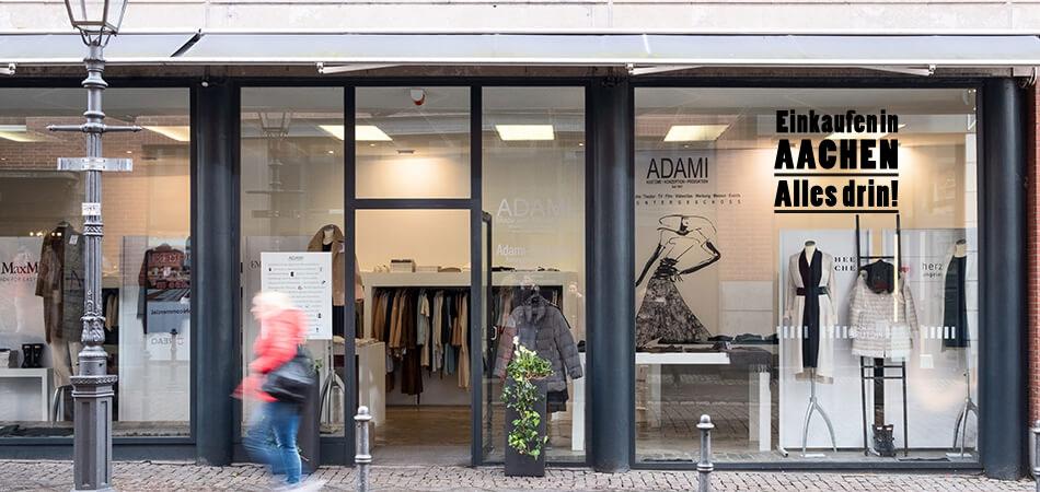Foto Geschäft Adami Mode